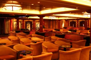 Adventures of the Seas Cruise Ship - Imperial Lounge