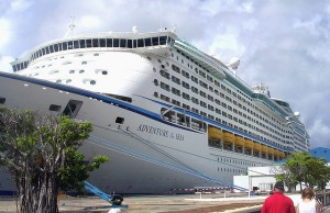 Adventures of the Seas Cruise Ship Review