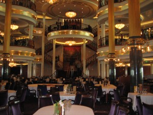 Adventures of the Seas Restaurant