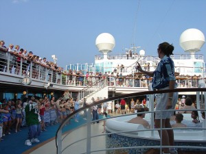Caribbean Princess - Activities On Board