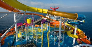 Carnival Breeze - Fun Filled Activities - WaterWorks