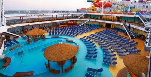 Carnival Breeze - Onboard Facilities