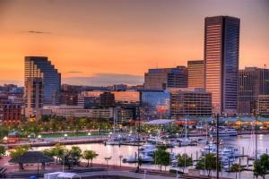 Port of Baltimore - For cruises starting in Baltimore