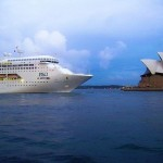 Oz Cruising - P&O Pacific Dawn