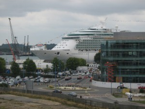 Cruises from Southampton 2013