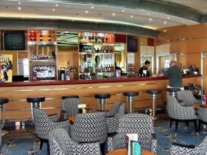 Disney Magic Cruise Ship - Promenade Lounge