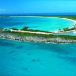 Half Moon Cay in the Bahamas