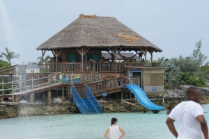 Private Oasis at the Half Moon Cay Island