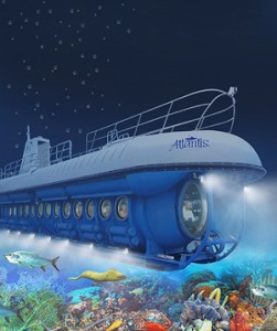 Atlantis XI Submarine