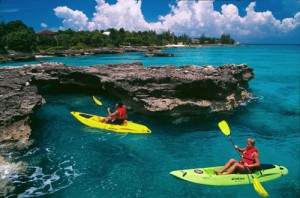 Cayman Kayak and Snorkel Safari
