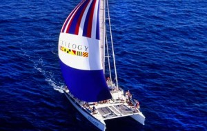 Trilogy Catamaran Sail and Snorkel Adventure