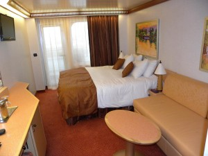 Carnival Dream Cabins and Staterooms