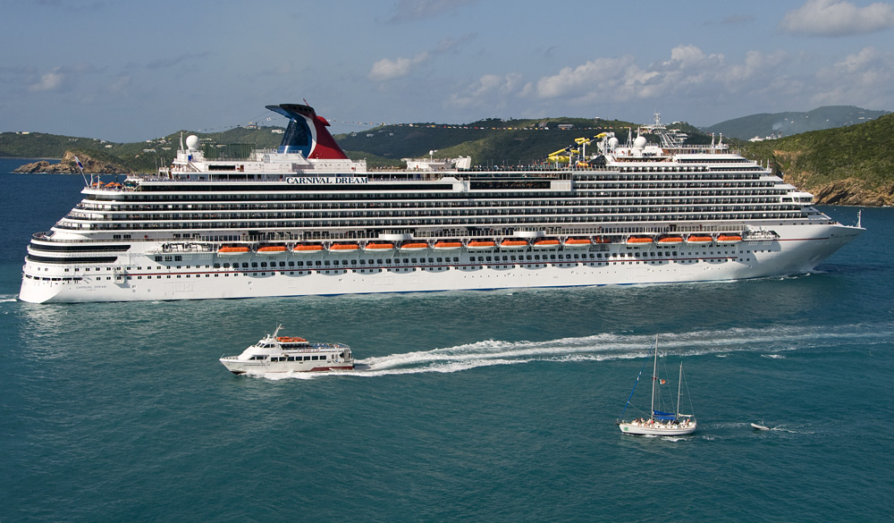 Carnival Dream Review, Activities, Dining, Entertainment, Destinations – Cruise Ship from Carnival Cruise Lines