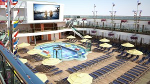 Carnival Dream - Seaside Theater
