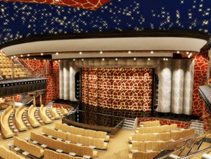 Encore - Theater and Show Lounge - Carnival Dream