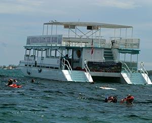 Cruise Excursions Nassau - Athol Island Snorkeling Bahamas