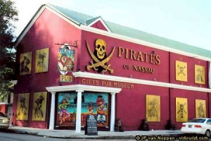 Cruise Excursions in Bahamas - Pirates of Nassau Museum