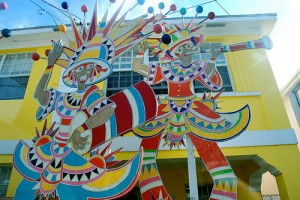 Nassau Cruise Excursions - Junkanoo Museum Nassau Bahamas